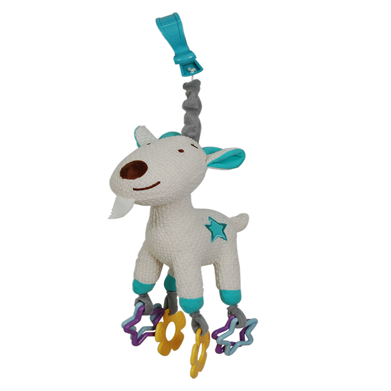 Clip toy - goat