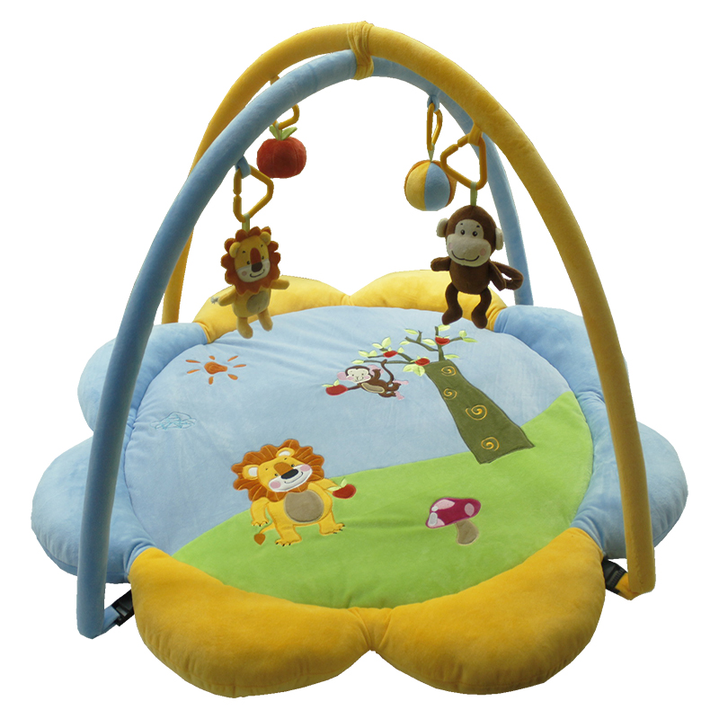 Flower baby playmat - Lion